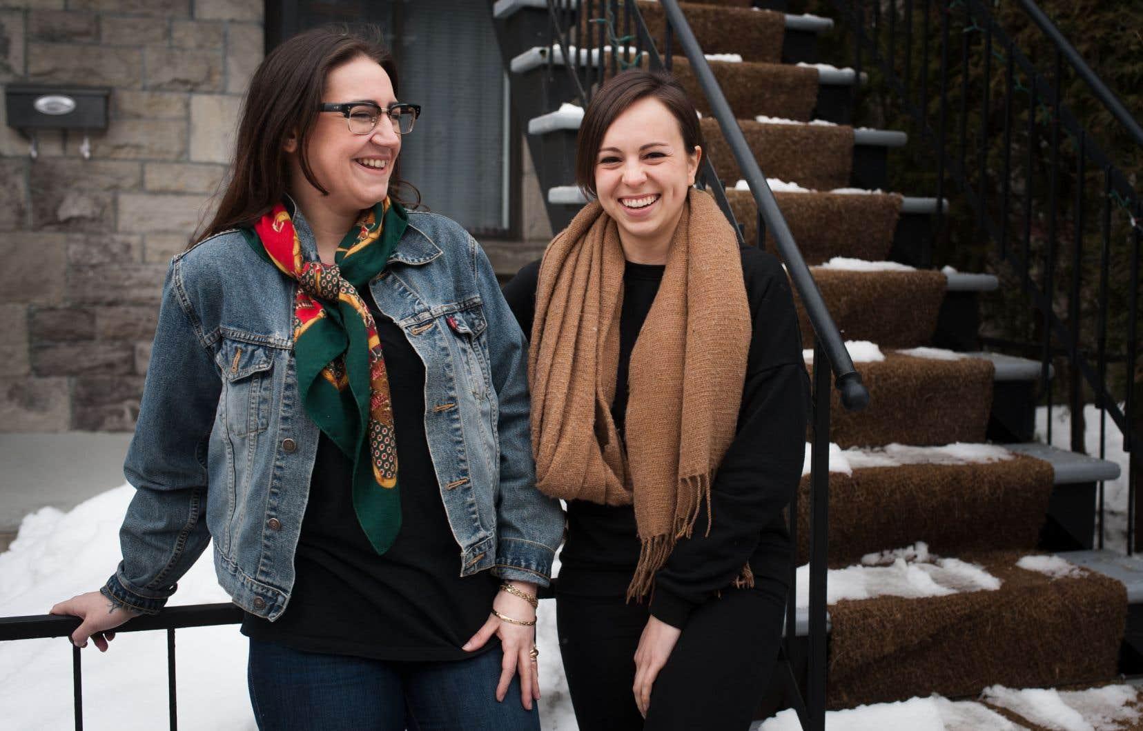 Laurence Davidson et Camille Mongeau vont à la rencontre de femmes de différentes générations qui brillent dans leurs milieux respectifs.