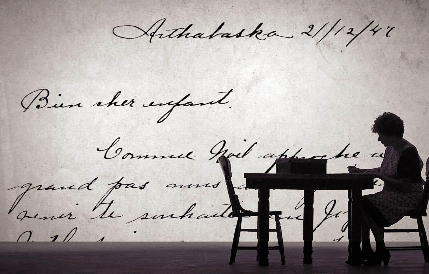 Entre la fin des années 1940 et le début des années 1950, la matriarche a entretenu une correspondance soutenue avec son fils Henri, destiné à la prêtrise.
