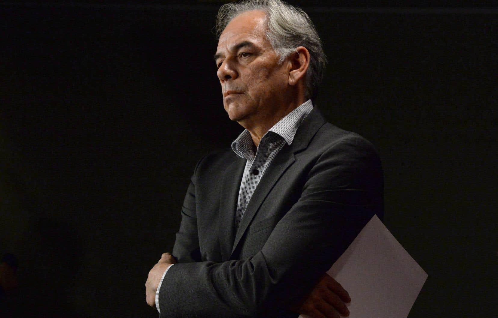 Le chef de l'Assemblée des Premières Nations du Québec et du Labrador, Ghislain Picard, aurait souhaité trouver un engagement de Québec à emboîter le pas à Ottawa.
