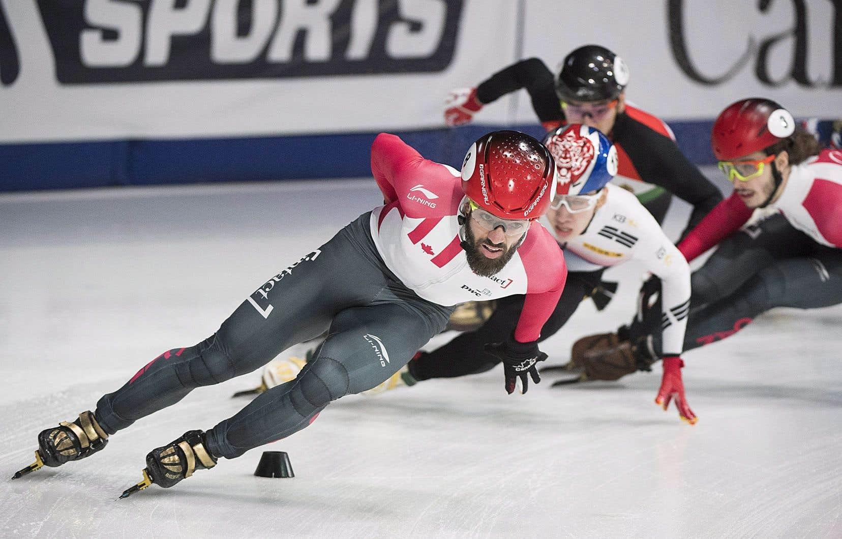 Boutin et St-Gelais excluent des finales au 1000m