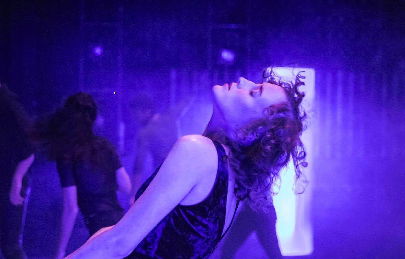 La pièce «Notre innocence» évoque l'innocence perdue au contact de la mort.