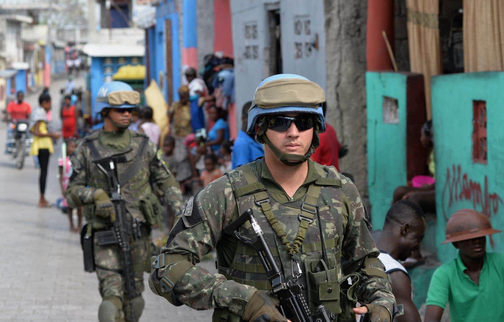 Le Canada compte envoyer des troupes au Mali.