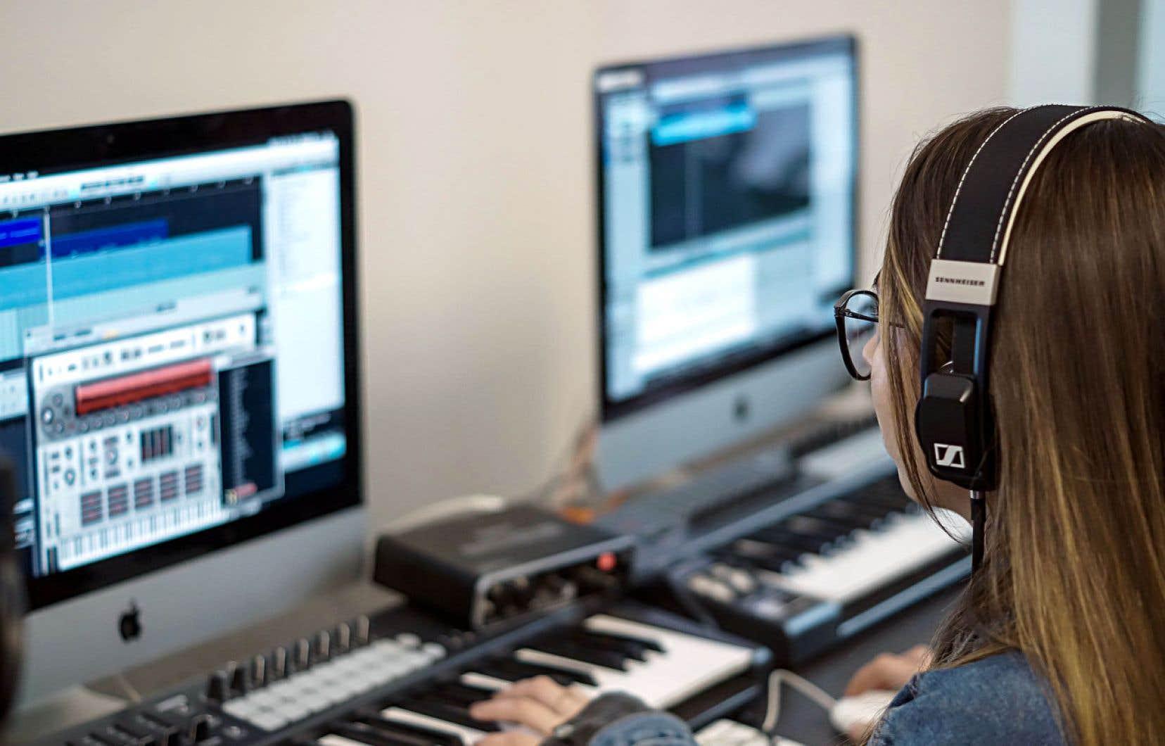 L'arrivée des ordinateurs et d'Internet a changé la réalité de la production audio.