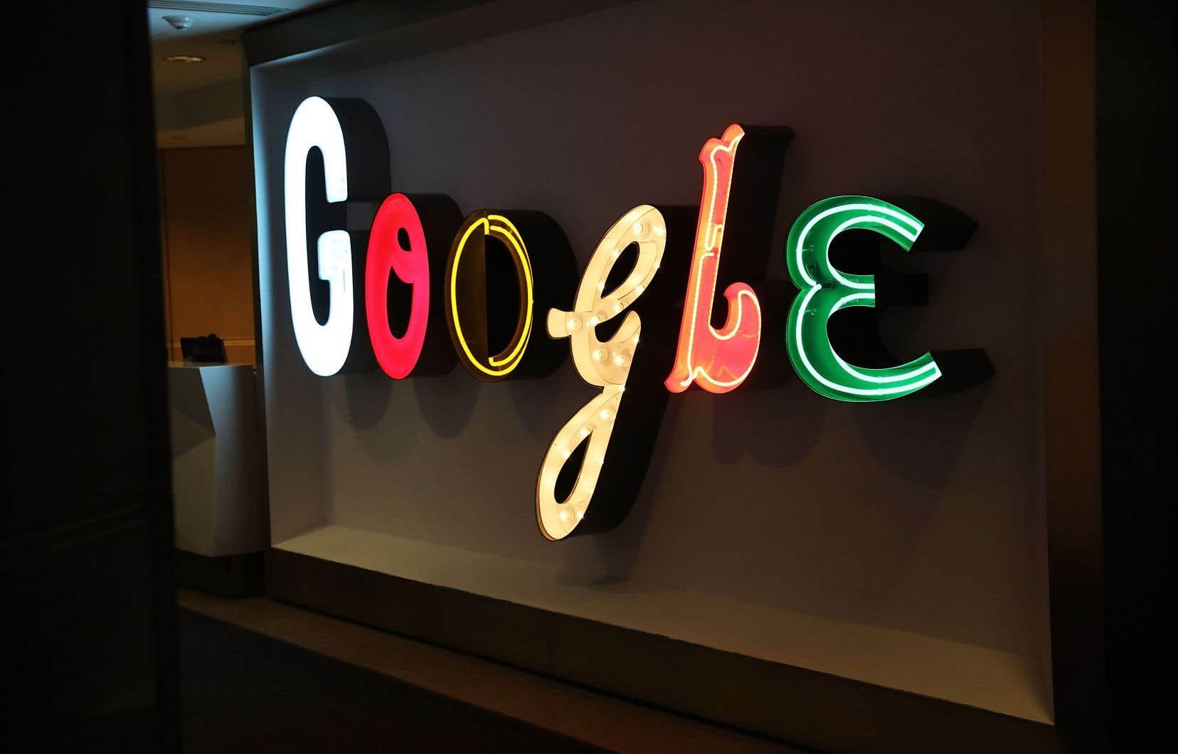 Le géant des moteurs de recherche a présenté une série de projets destinés à «renforcer une information fiable et de qualité».