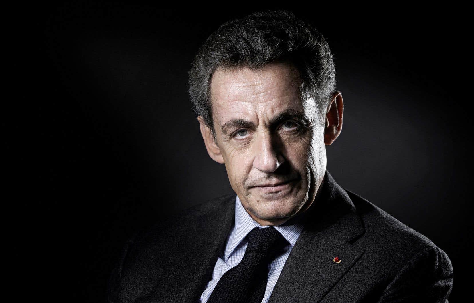 Nicolas Sarkozynie les faits qui lui sont reprochés.