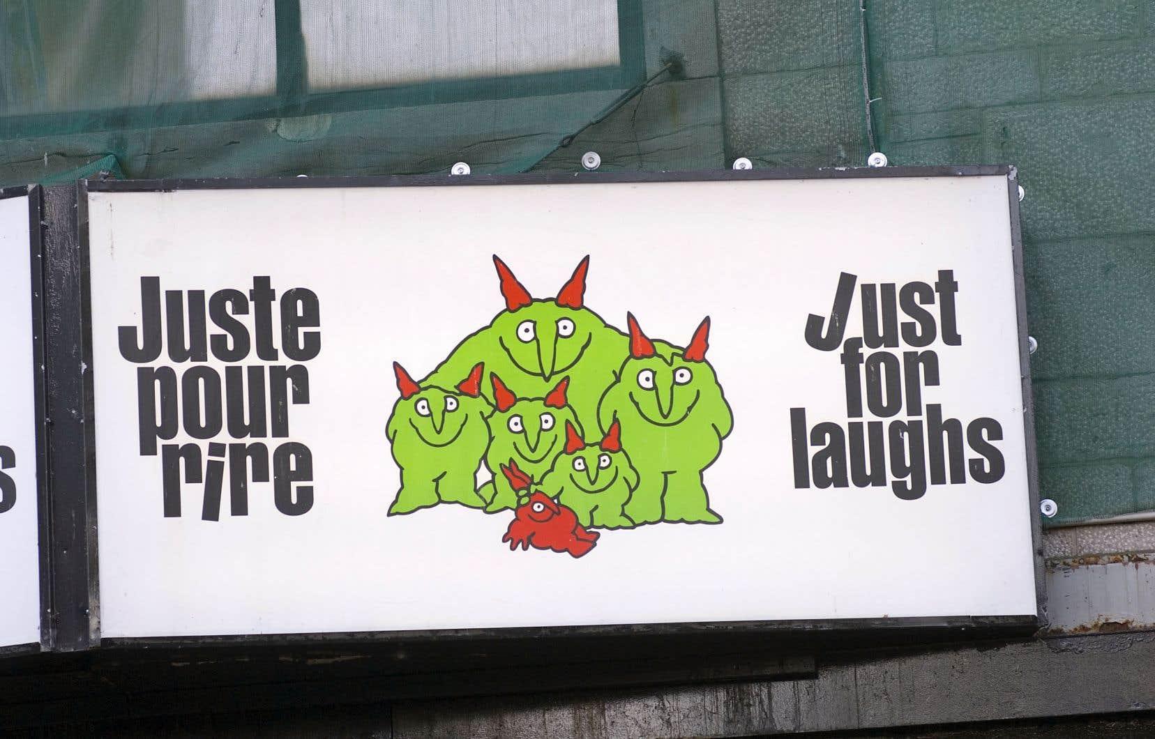 Le Festival Juste pour rire se tiendra pour une 36efois en juillet, à Montréal, et son pendant anglophone continuera d'exister.