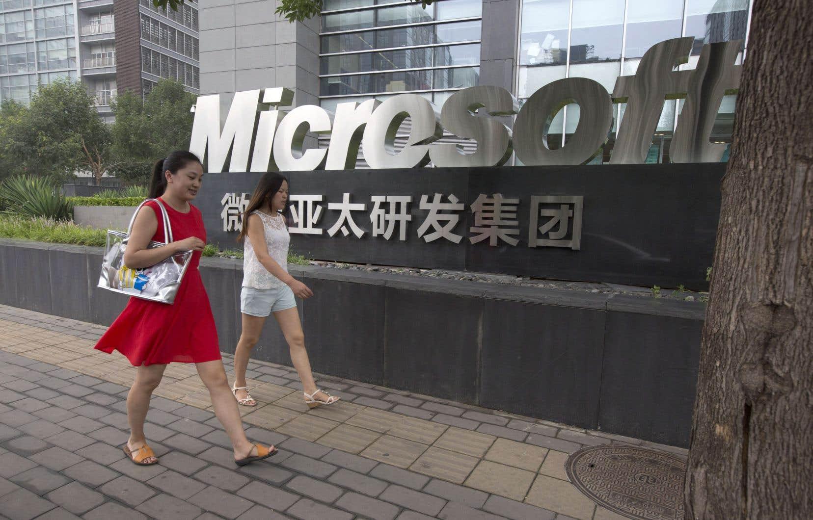 Dénonçant un pillage systématique devant un tribunal chinois, Microsoft a finalement gagné son procès, mais avec des dommages et intérêts jugés dérisoires de 32 000 $US.