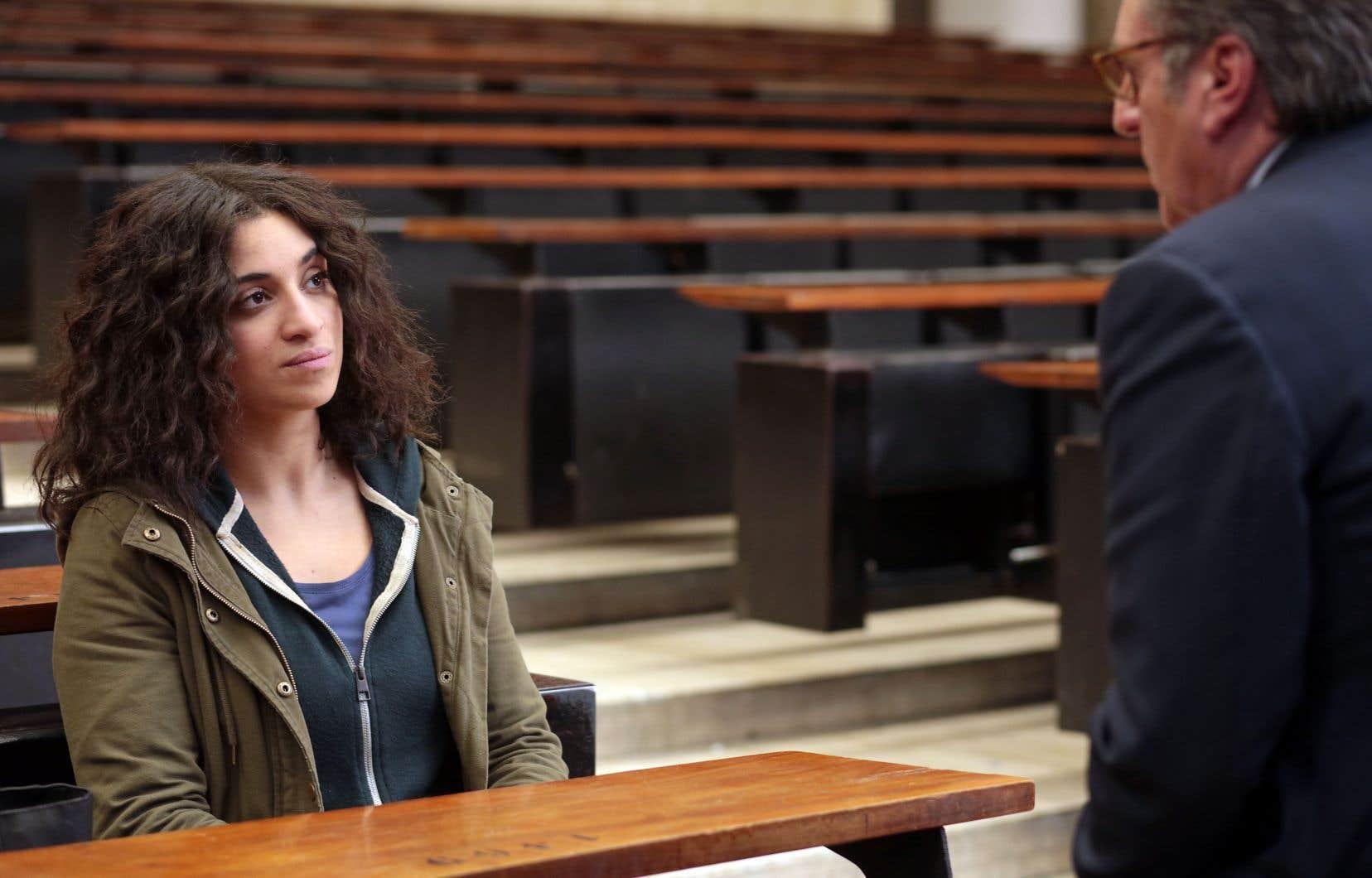 La distribution du film convainc, Camélia Jordana et Daniel Auteuil en tête.