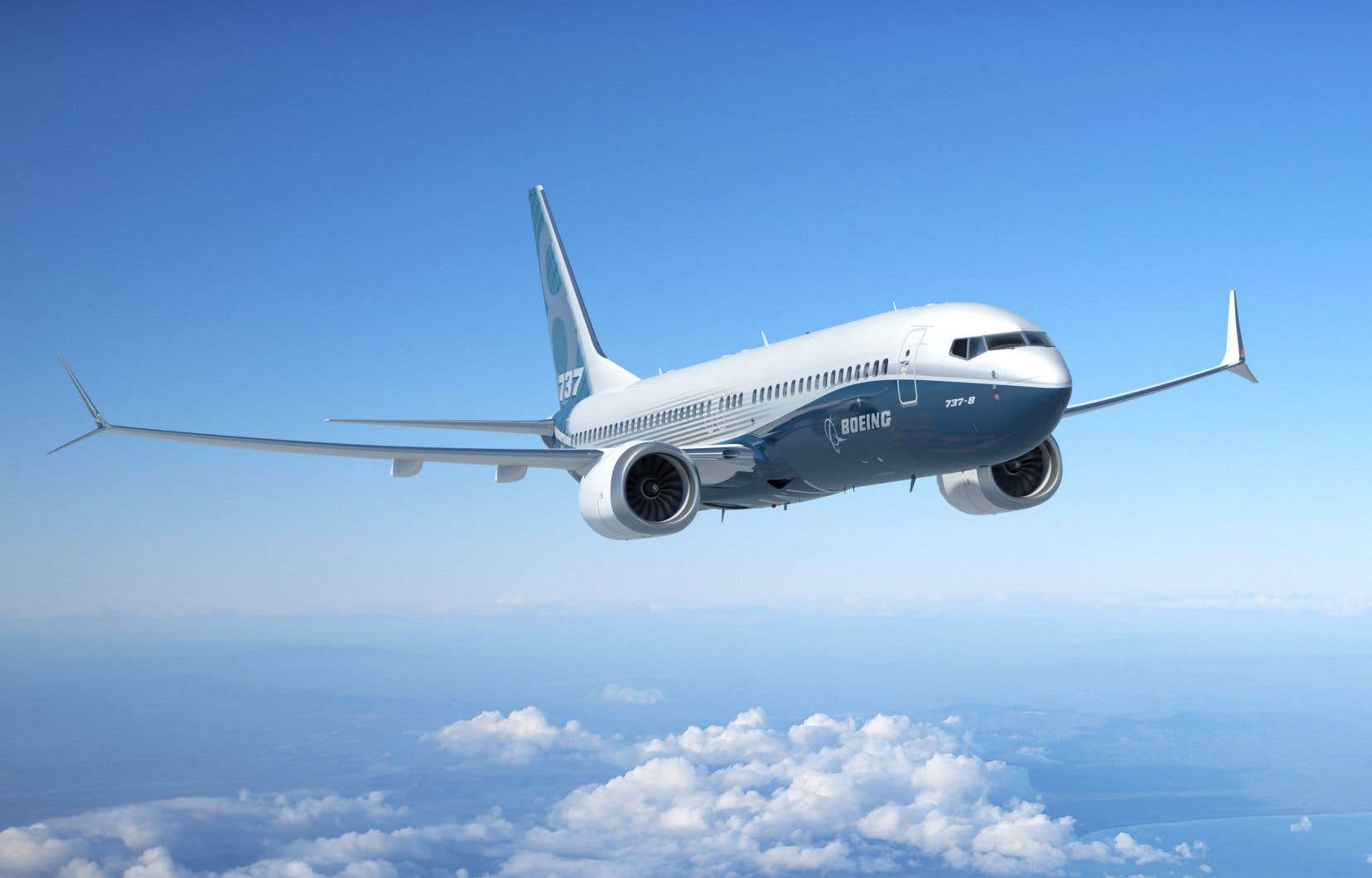 L'action de Boeing a perdu quelque 10% de sa valeur depuis février, un recul reflétant les inquiétudes des marchés depuis l'apparition des tensions commerciales.