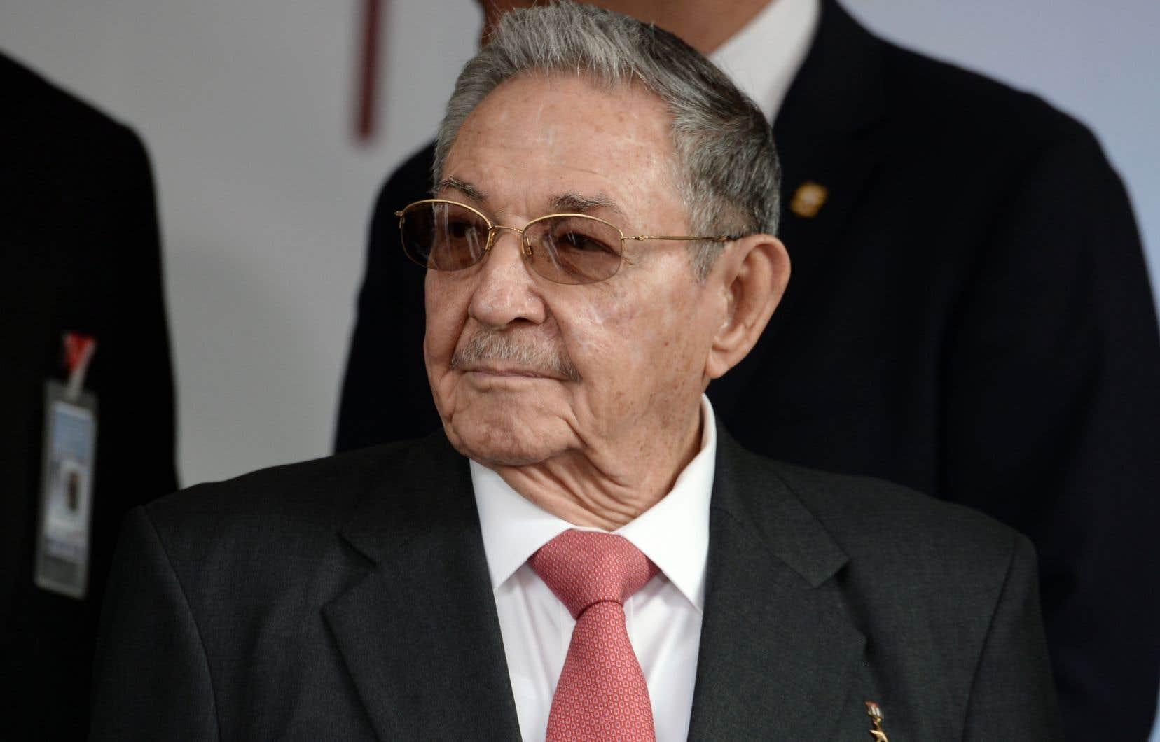 Raúl Castro, qui doit quitter le pouvoir le mois prochain, a mené depuis sept ans une série de réformes visant à «actualiser» un modèle économique obsolète calqué sur le système soviétique.
