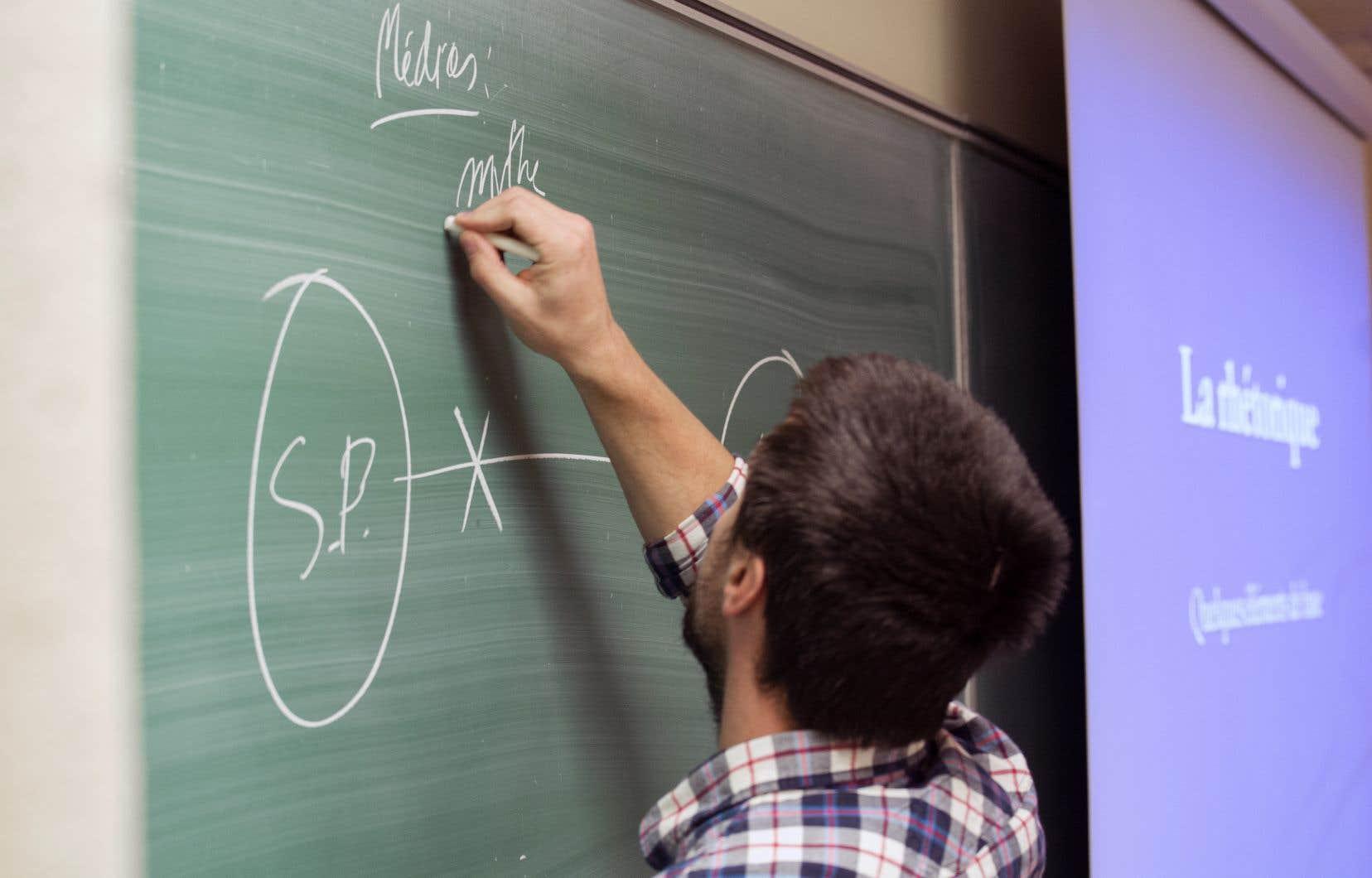 Le plan économique prévoit la modernisation du financement de l'enseignement supérieur.