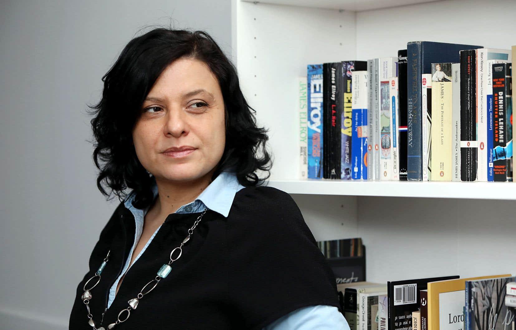 Mélikah Abdelmoumen fait le récit politique de ses années à Lyon.