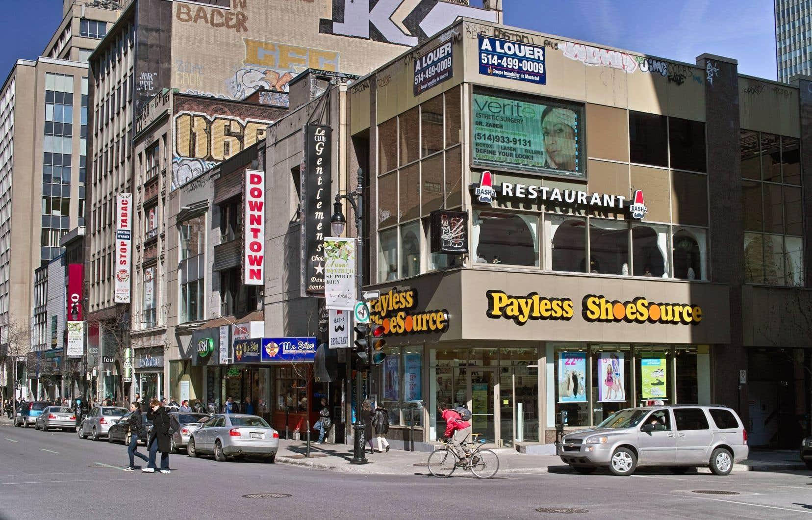Entre 2010 et 2017, le taux de conformité des entreprises sur l'île de Montréal en matière d'affichage général a progressé de six points de pourcentage, passant de 72 % à 78 %.
