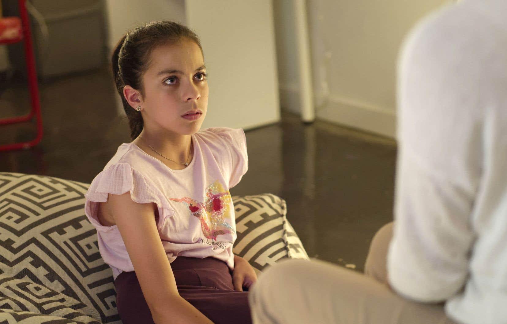 Jade n'est pas le premier personnage transsexuel à apparaître au petit écran québécois, mais c'est certainement le plus jeune.