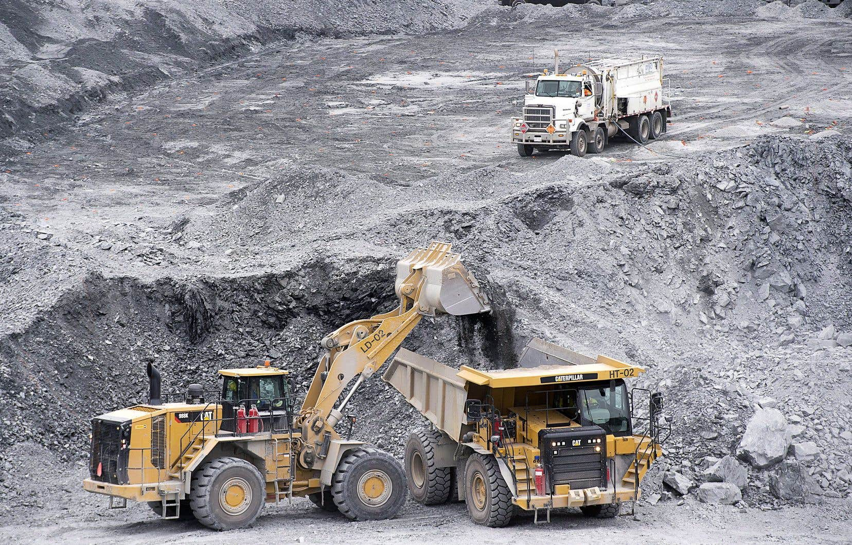 Le secteur de l'extraction minière, de l'exploitation en carrière et de l'extraction de pétrole et de gaz naturel a affiché son recul le plus important depuis mai 2016, en retraitant de 2,7% en janvier.