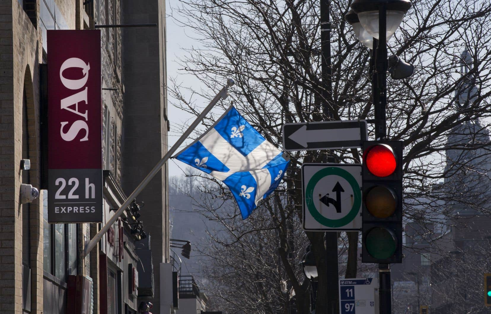 Le Syndicat des employés de magasins et de bureaux de la SAQ exhortela société à employer le personnel et le réseau de livraison pour la future Société québécoise du cannabis.