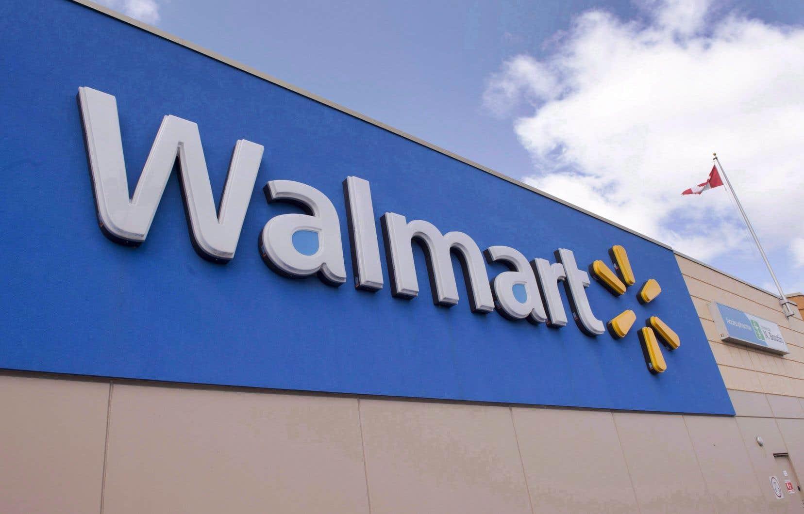 Walmart aannoncé vendredi le congédiement de ses employés vivant avec un handicap mental.