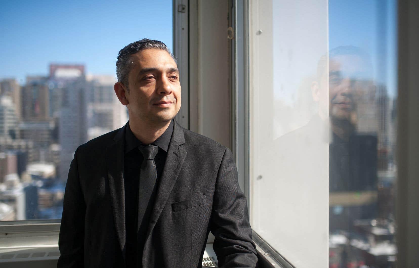 Le professeur Silvano De la Llataa été fasciné par l'éclosion, en 2011, du mouvement Occupy et de celui des Indignés.