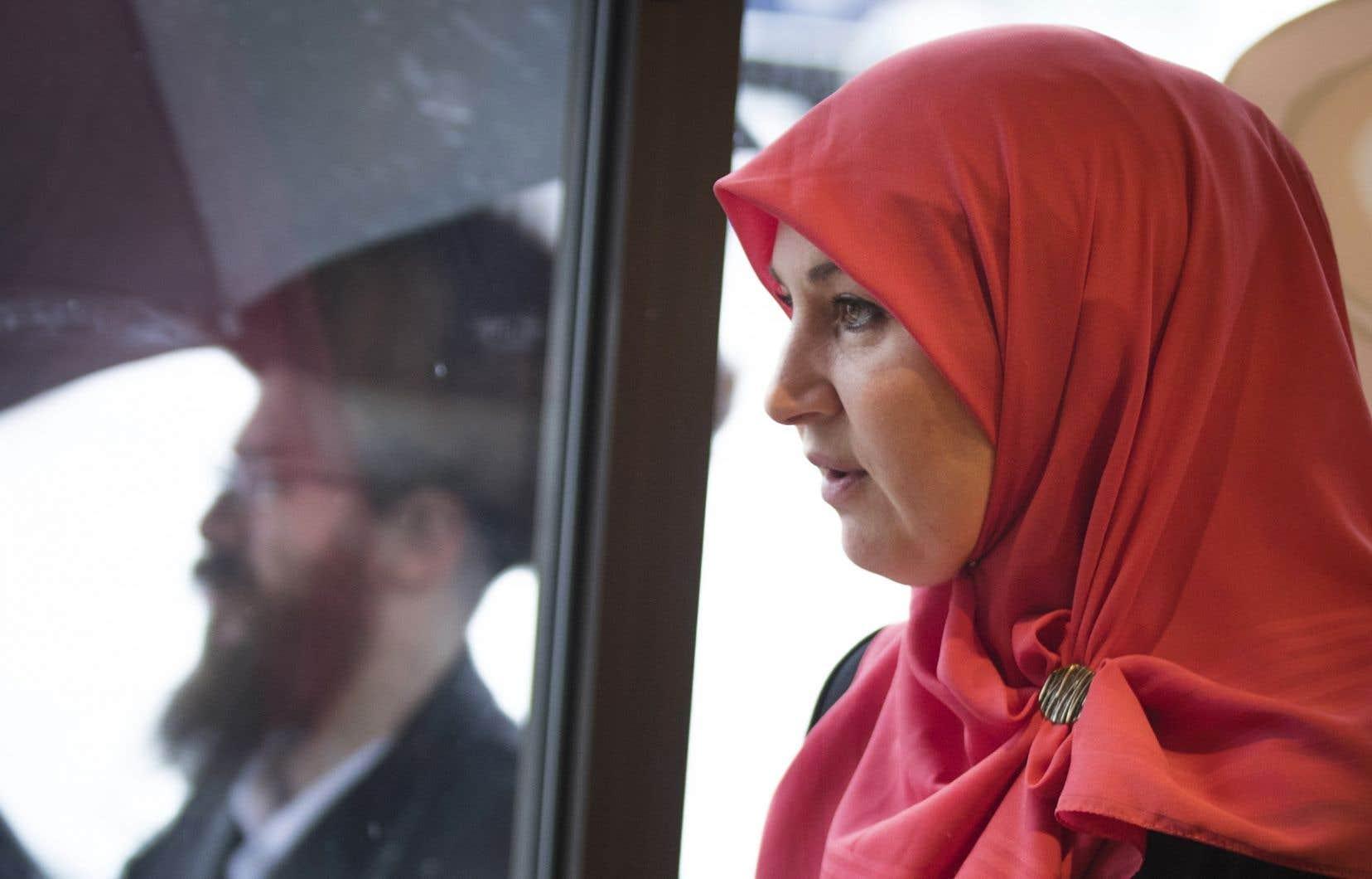Ève Torres souhaite devenir candidate de Québec solidaire dans Mont-Royal–Outremont lors des élections d'octobre prochain.