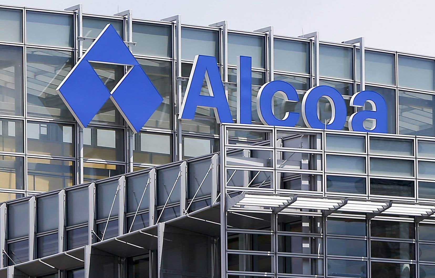 Les bureaux d'Alcoa et d'Arconic à Pittsburgh