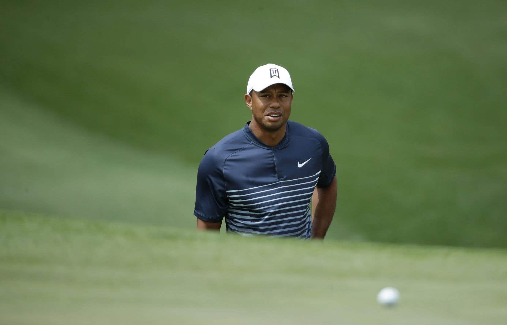 Les vétérans du circuit ont maintes fois raconté leurs anecdotes, à savoir à quel point Tiger Woods était imbattable sur le neuf de retour de la ronde finale.