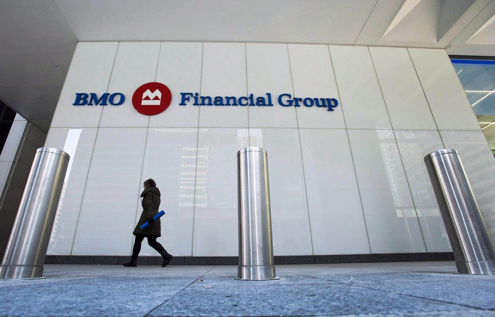 Les activités américaines de la Banque de Montréal représentent plus de 25% de ses profits totaux, qui continuent à croître plus rapidement que les autres divisions de l'institution.