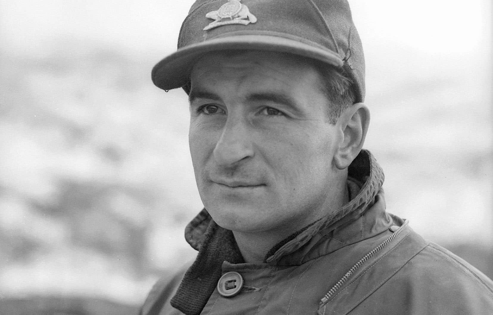 Le soldat québécois Léo Major est une figure historique pour certains.
