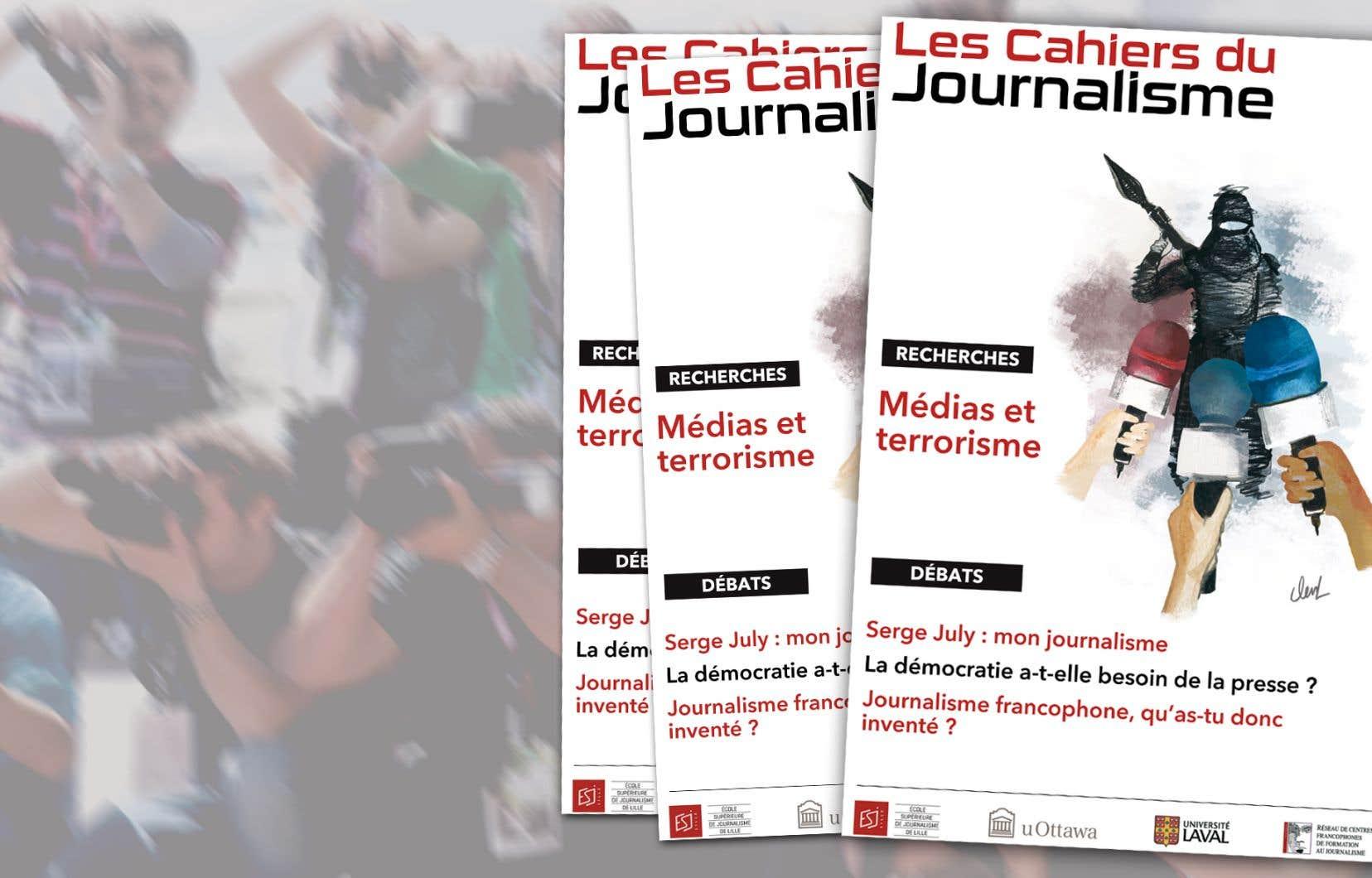 Cette version 2.0 des «Cahiers du journalisme» est soutenue par l'École supérieure de journalisme de Lille, l'Université d'Ottawa et l'Université Laval.