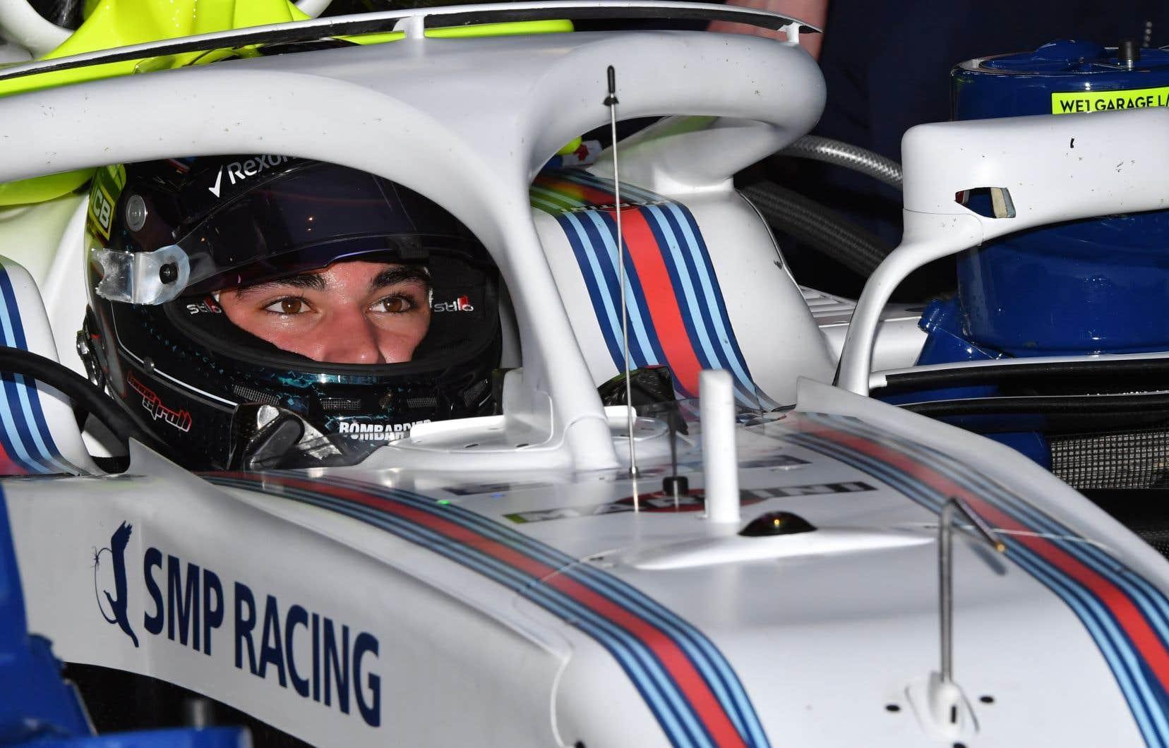 Lance Stroll semblait découragé après s'être contenté du 17erang à l'issue de la deuxième séance d'essais libres au Grand Prix de Formule 1 de Bahreïn.