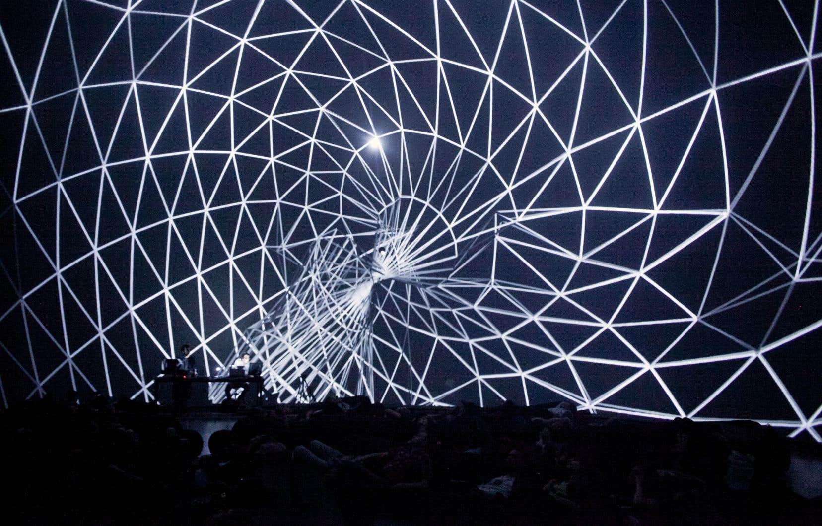 Les artistes numériques formeront le cœur battant de la nouvelle saison de la Société des arts technologiques.