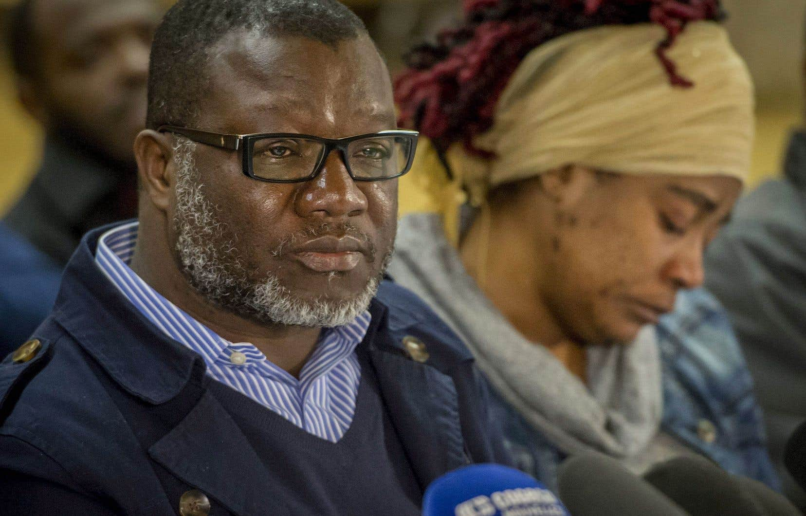 <p>Kouadio Frédéric Kouakou a réitéré avec fermeté son «intime conviction» de retrouver un jour son fils.</p>