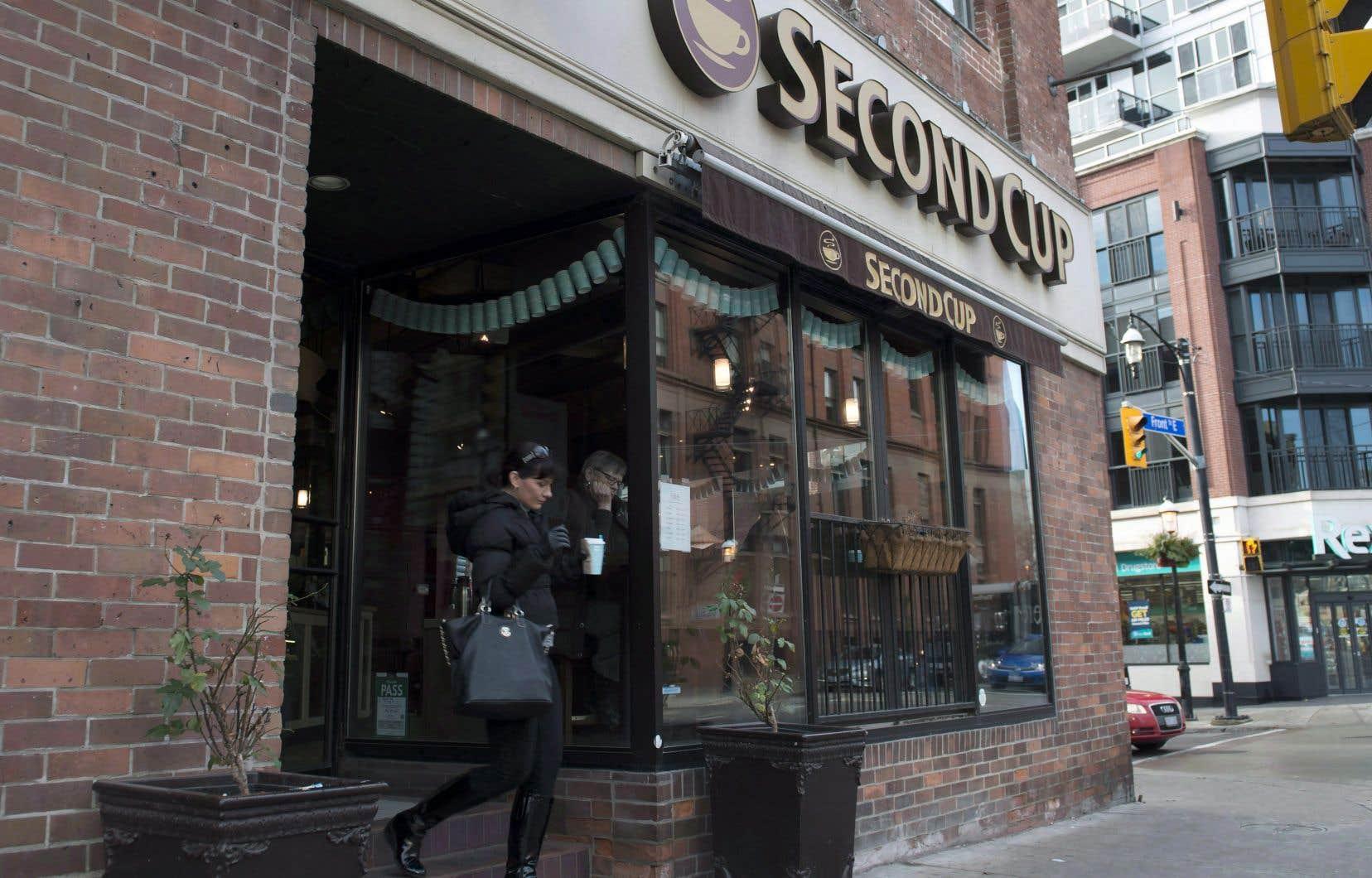 Jadis un pionnier du secteur des cafés haut de gamme, Second Cup éprouve des difficultés à conserver sa place dans un marché de plus en plus concurrentiel.