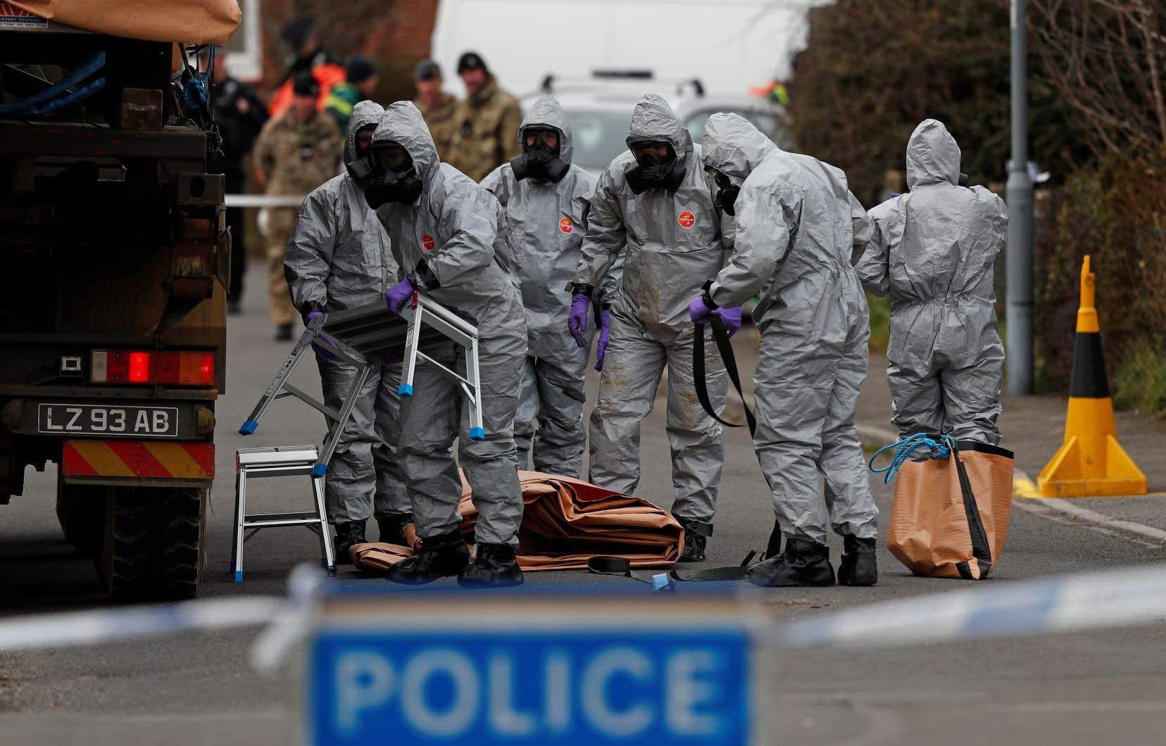 <p>L'OIAC a annoncé jeudi que les analyses en laboratoires «confirment les découvertes du Royaume-Uni quant à l'identité de l'agent chimique toxique utilisé à Salisbury».</p>