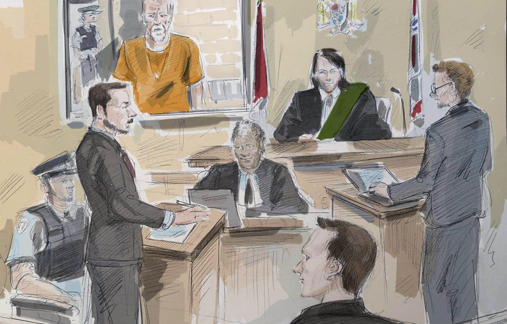 Bruce McArthur fait l'objet d'accusations de meurtre au premier degré.