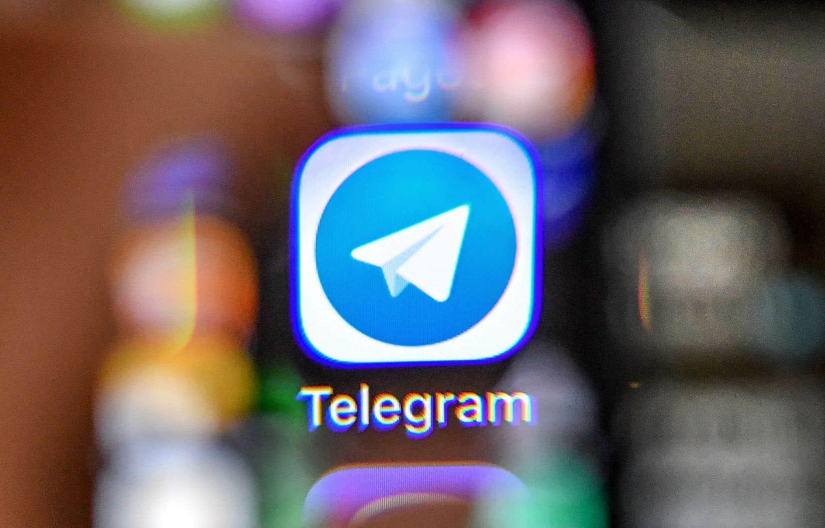 Telegram compterait 200 millions d'utilisateurs dans le monde, dont 7% en Russie.
