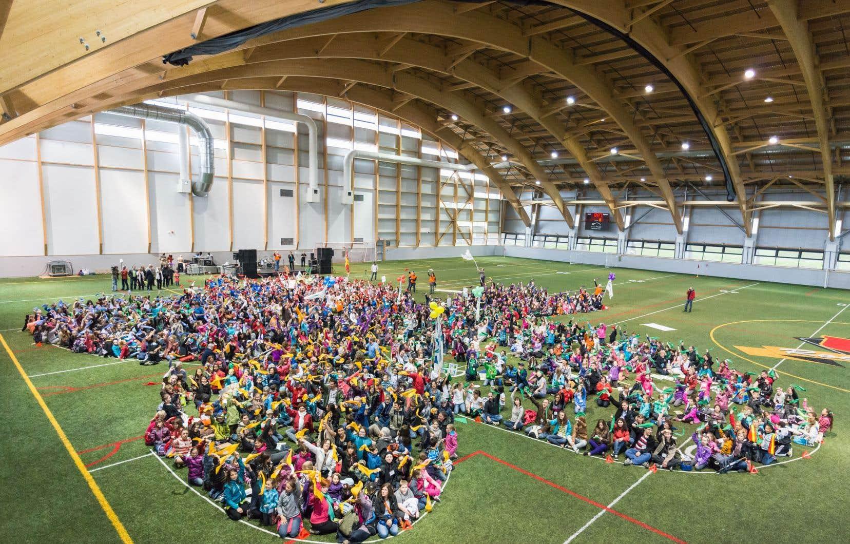 Le Québec accueille 1500 établissements verts Brundtland.