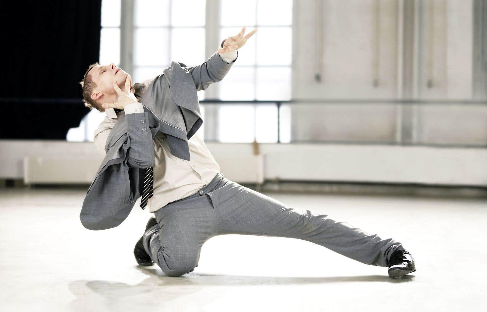 «Breath»est unvéritable coup de fouet,une pièce audacieusesur tous les plans — musical, scénographique, chorégraphique.