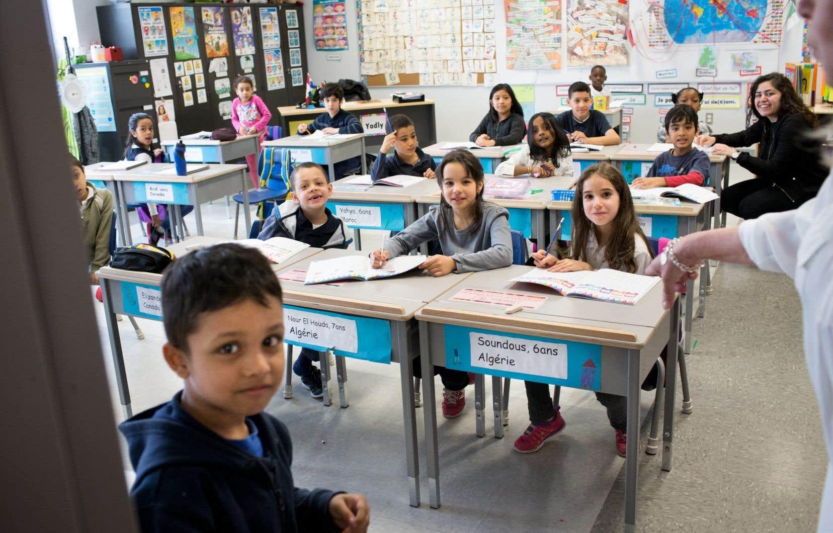 La très grande majorité des enfants nés de parents immigrants sont québécois de langue et de culture, souligne l'auteure.