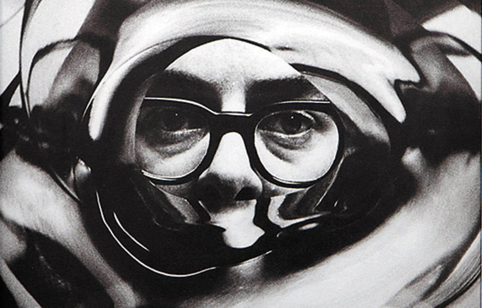 Image tirée de la couverture de la monographie de l'artiste.