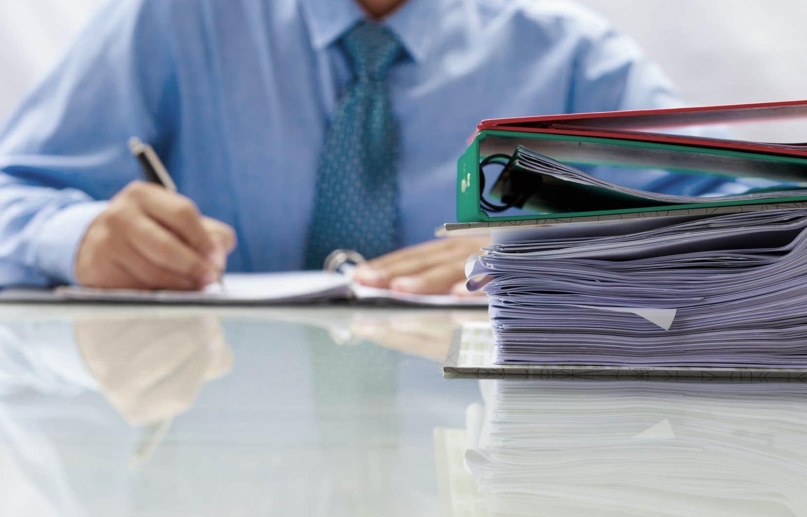 Le coût des formalités administratives a été réduit de 49,5% au cours de la période 2001-2016, pour des économies annuelles de 411 millions pour les entreprises.