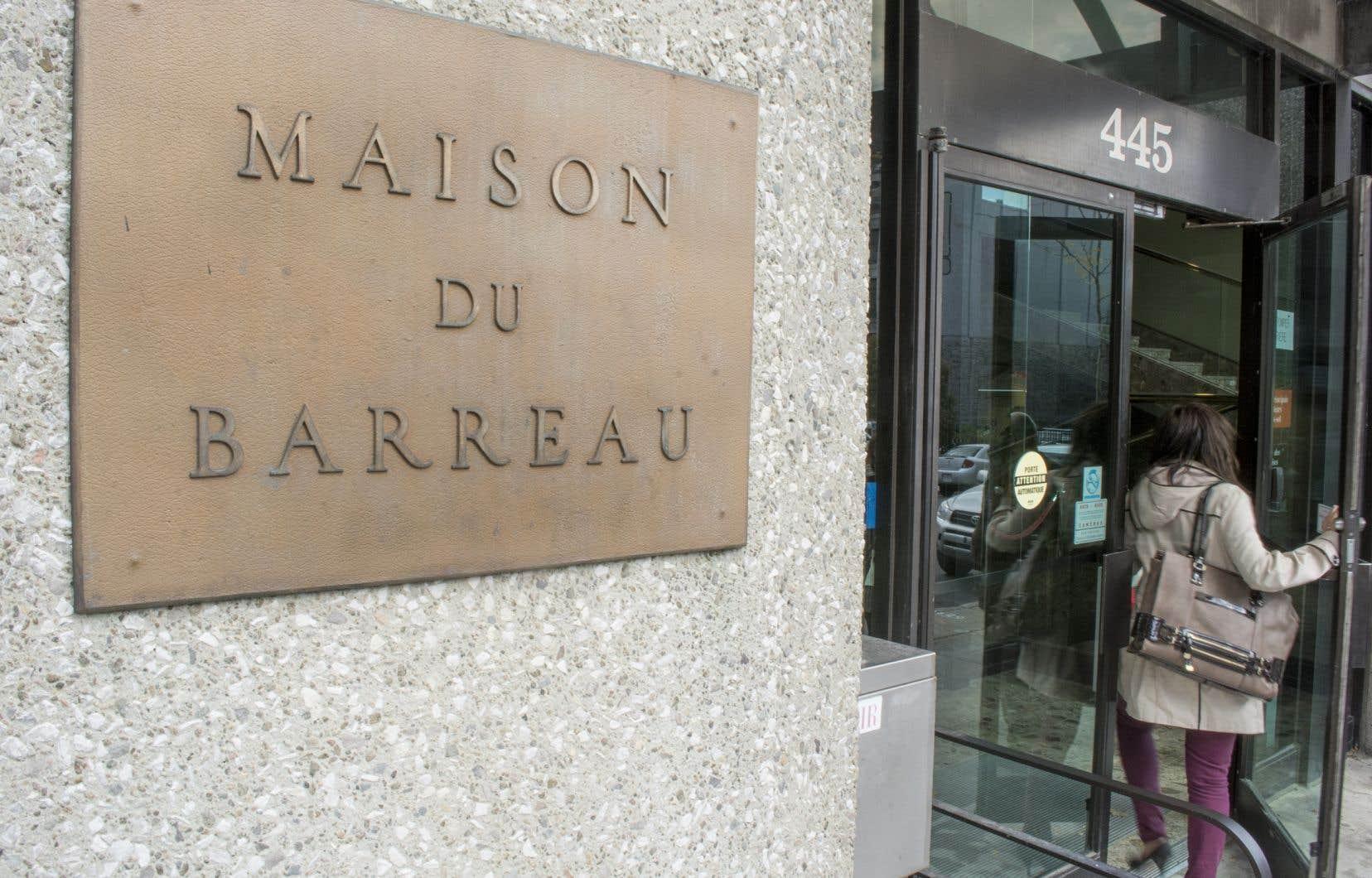 Le Barreau du Québec, qui a pour mission de défendre le public, devrait s'abstenir d'utiliser les tribunaux pour faire de l'activisme politique, estime l'auteur.