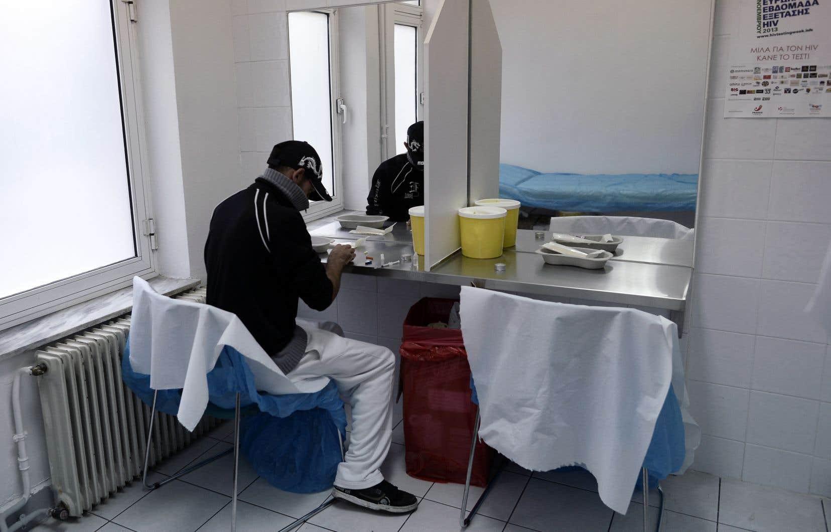 Comme la Grèce, le Portugal ouvrira ses premiers sites d'injection supervisée.