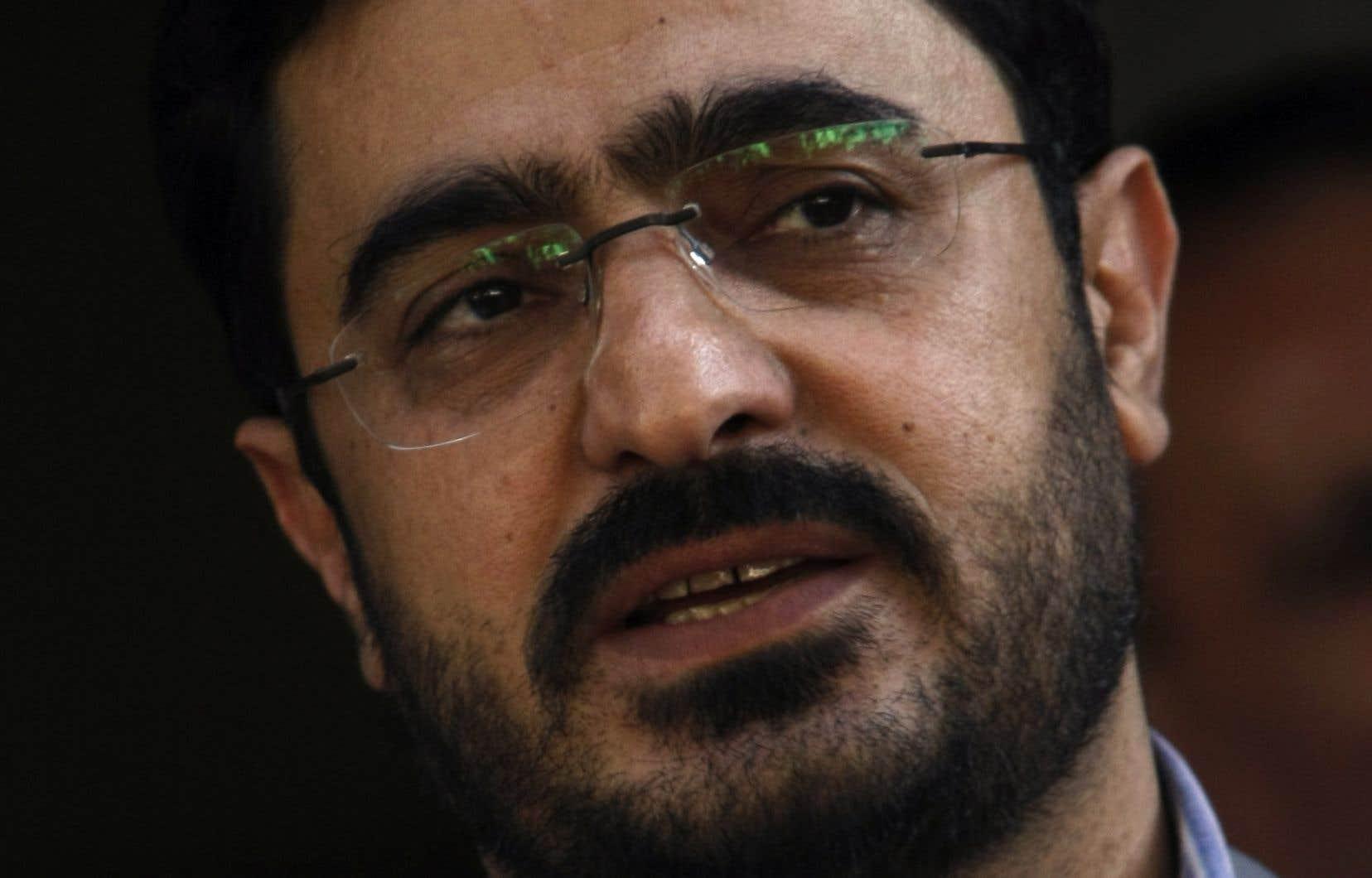 L'ex-procureur général de Téhéran Saïd Mortazavi
