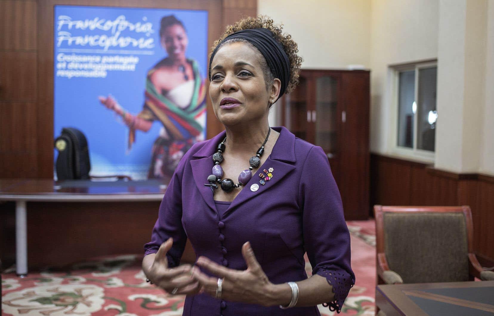 Depuis le début de son mandat de secrétaire générale de l'Organisation internationale de la Francophonie en 2014, Michaëlle Jean, a surtout attiré l'attention pour ses frasques, soulignent les auteurs.
