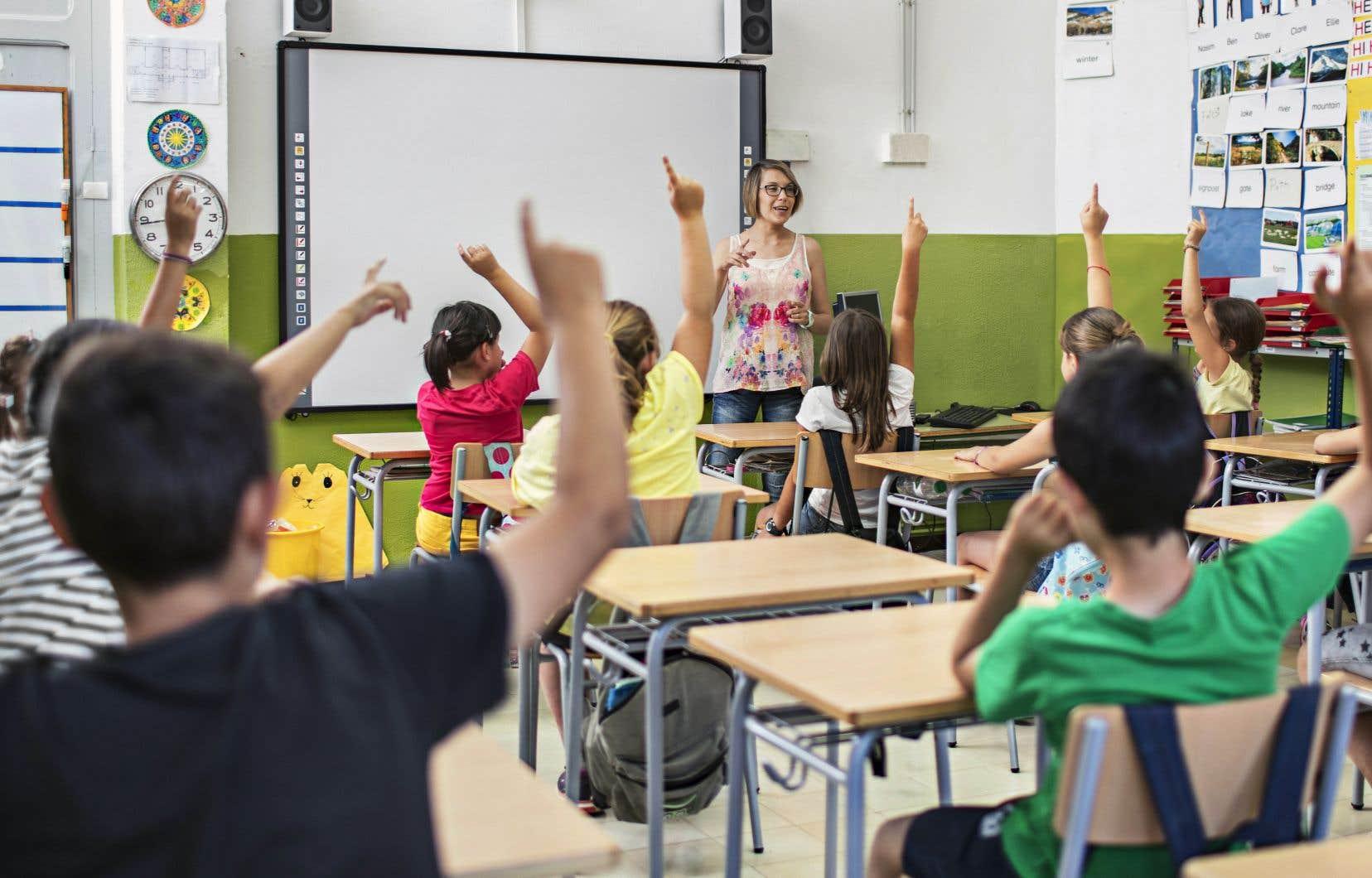 Nos enseignants, qui ont réussi tant bien que mal à maintenir le cap malgré les années d'austérité, montrent aujourd'hui des signes d'essoufflement.