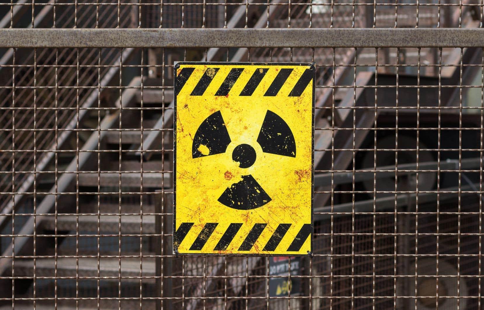 Le projet de dépotoir prévoit la construction d'un important complexe afin d'enfouir plus d'un million de mètres cubes de déchets nucléaires sur le site de Chalk River.