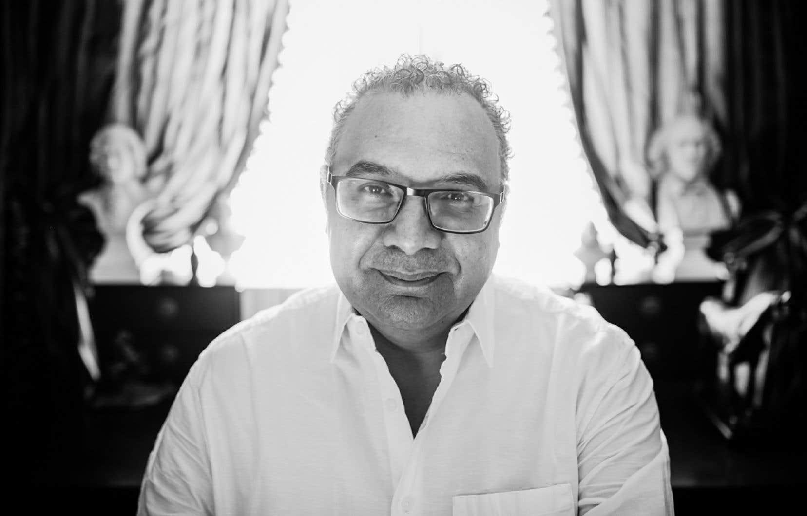 Le professeur de littérature anglaise à l'Université du Québec à Chicoutimi Mustapha Fahmi