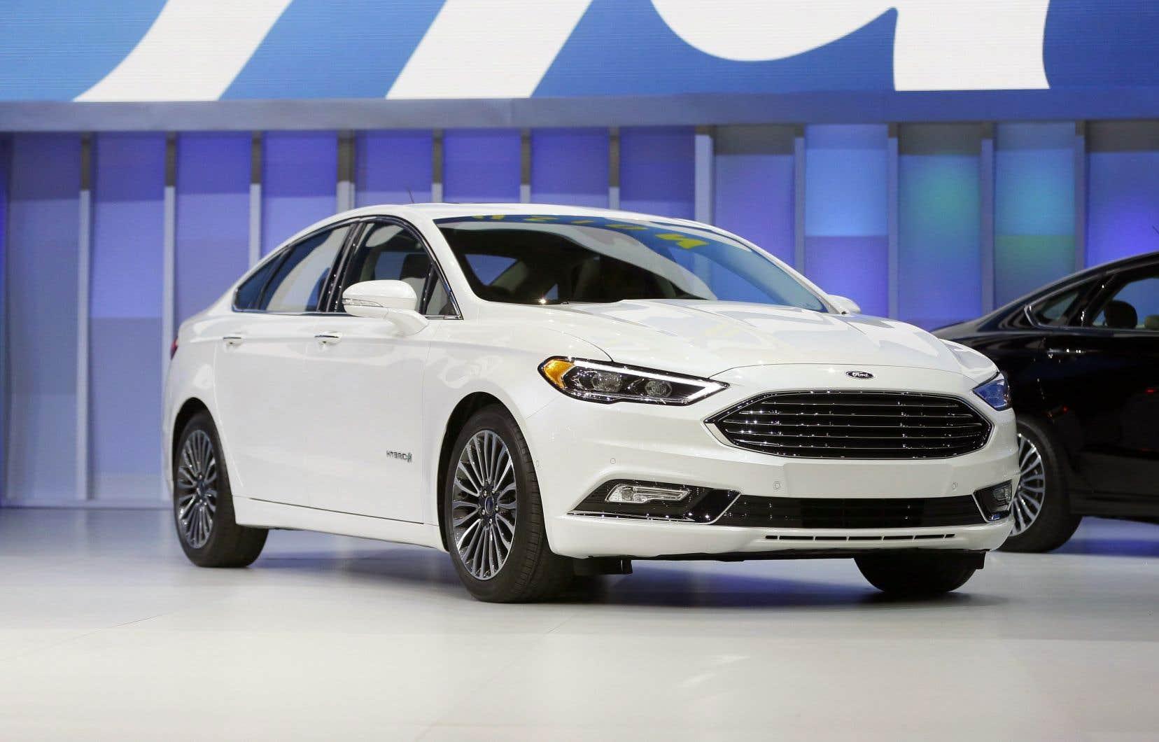 La Fusion sera l'un des modèles sacrifiés par le constructeur automobile.