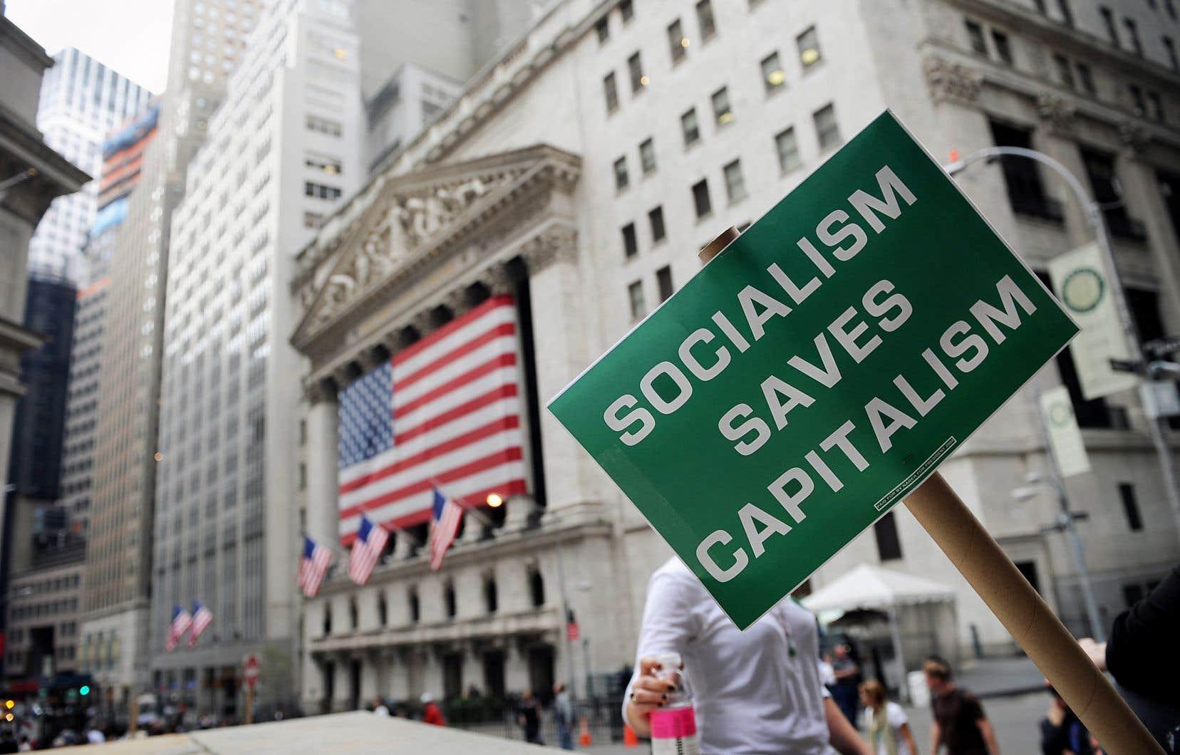 Dix ans ont passé depuis la faillite de la banque américaine Lehman Brothers, l'effondrement des marchés financiers et la crise économique de 2008.