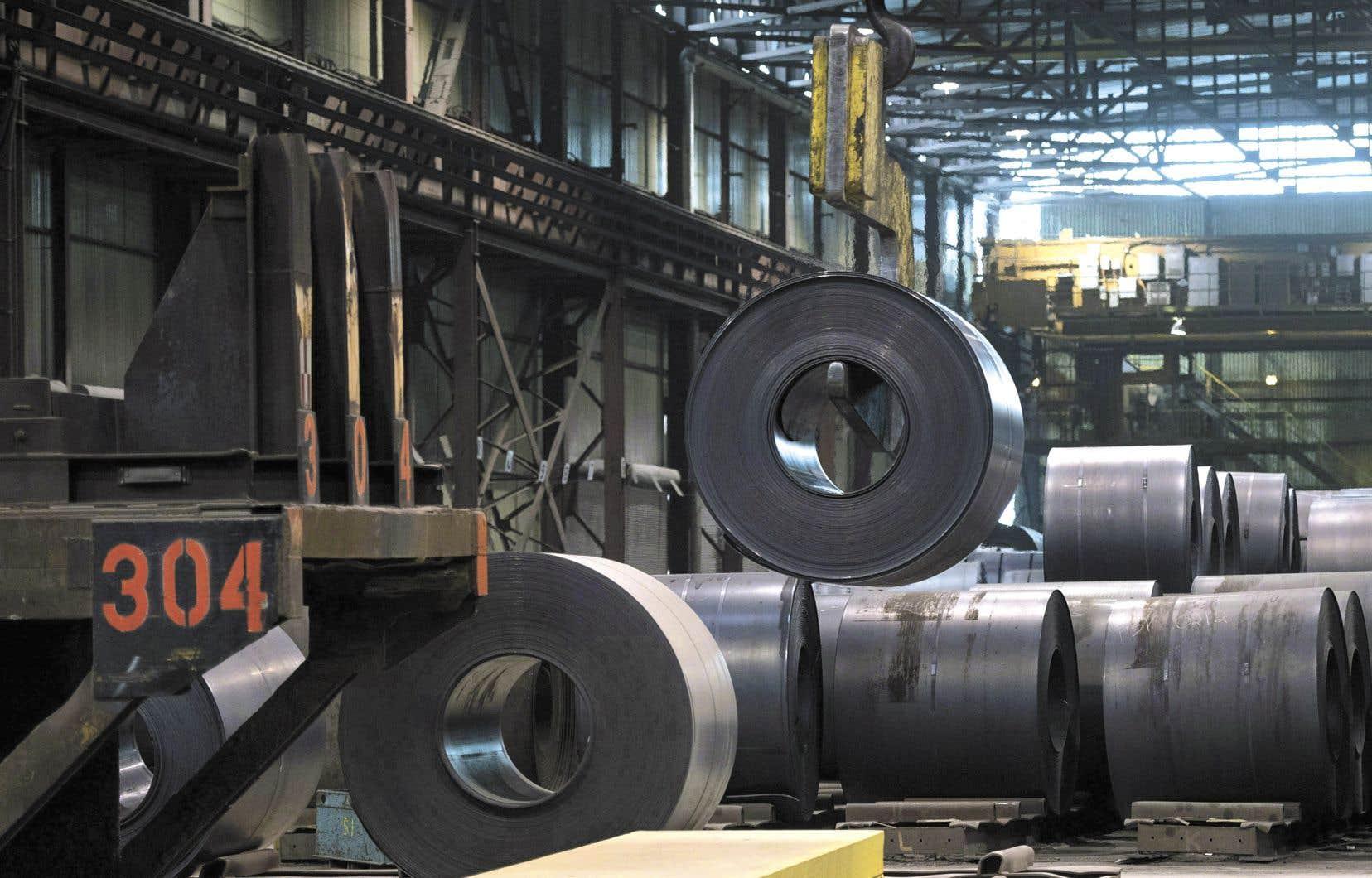 Le secrétaire américain au Commerce a ajouté que les négociations de l'ALENA étaient liées aux tarifs américains sur les importations d'acier et d'aluminium.